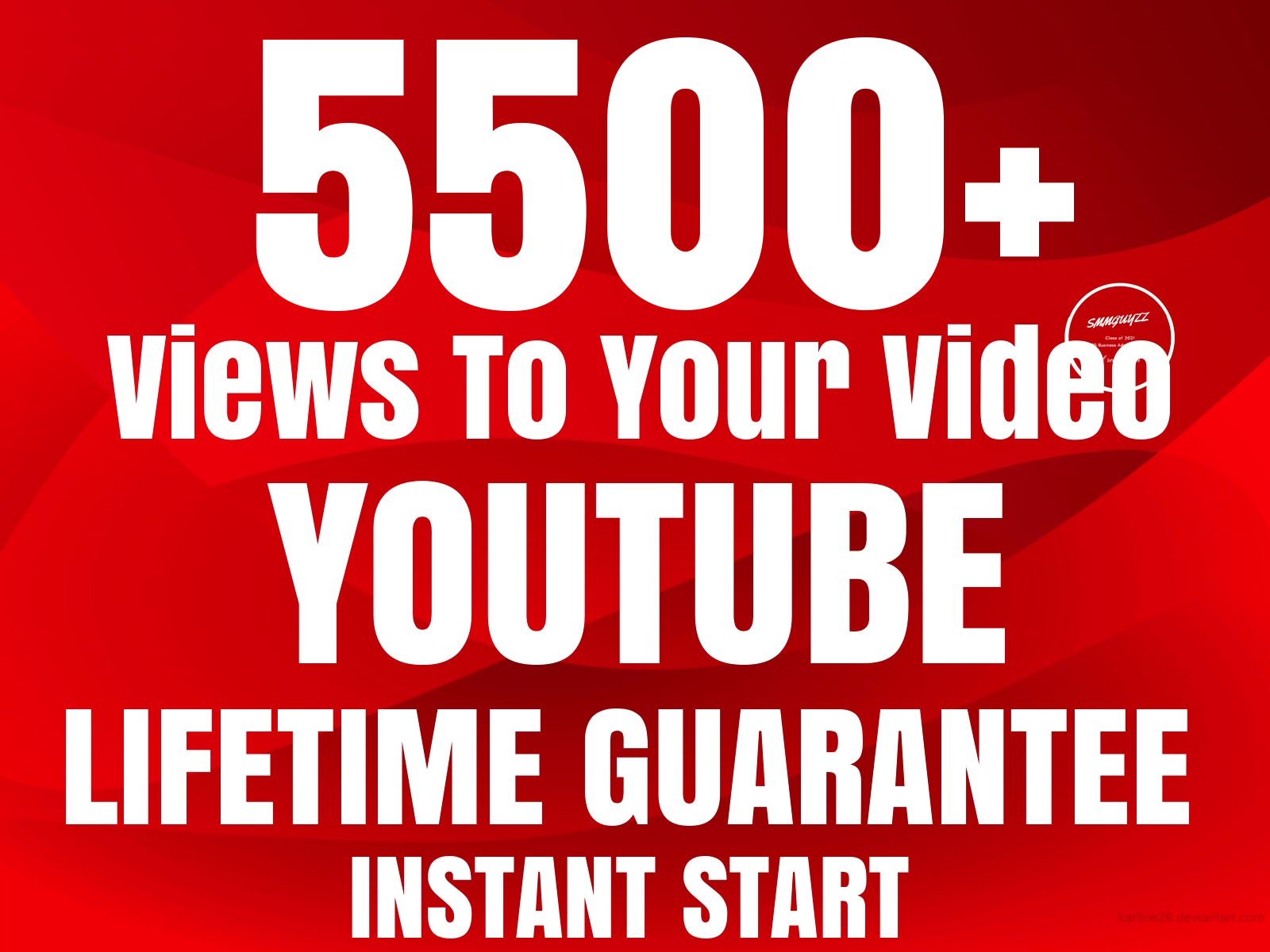 NON-DROP & Organic YouTube Video Promotion and Marketing