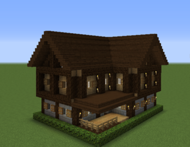 Professional Minecraft Builder