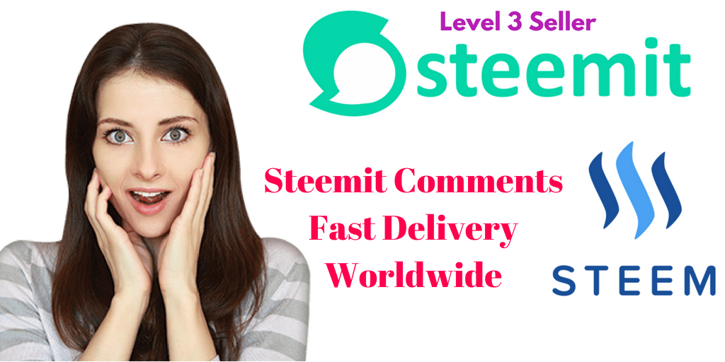 5+ Steemit Comments for your Steemit Article