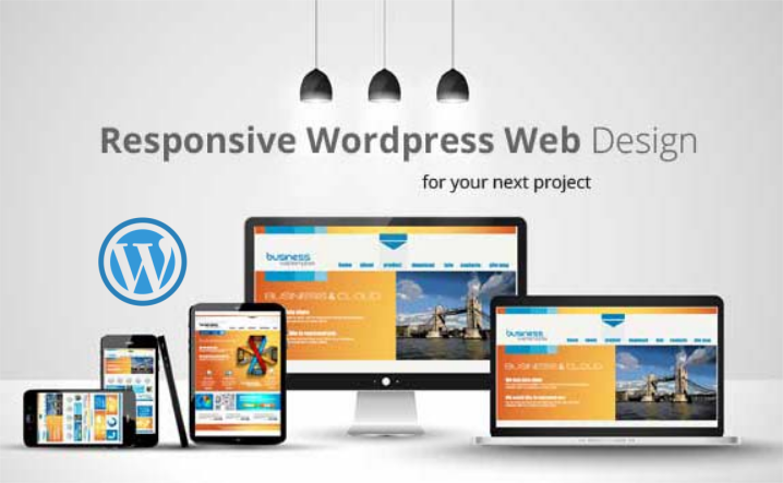 I will design awesome wordpress website