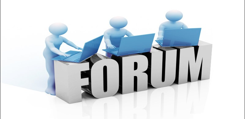 I can do 35 post forum for your website