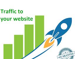 4 million Visitors HIGH QUALITY WEBSITE TRAFFIC