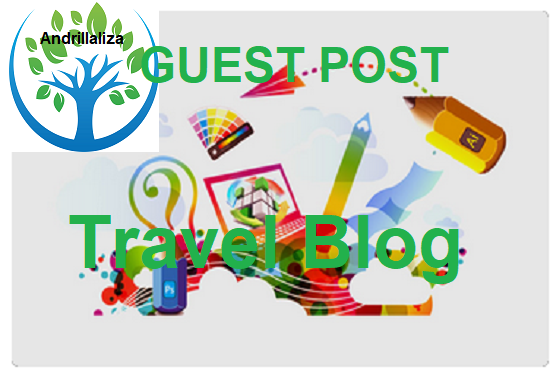 Publish Guest Post In Travel Blog