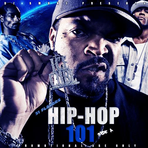 Add your song to the Hip-Hop 101 playlist for 1 month...