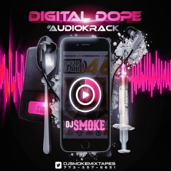 Add your song to the Digital Dope playlist for 1 month 3,400+ fans!