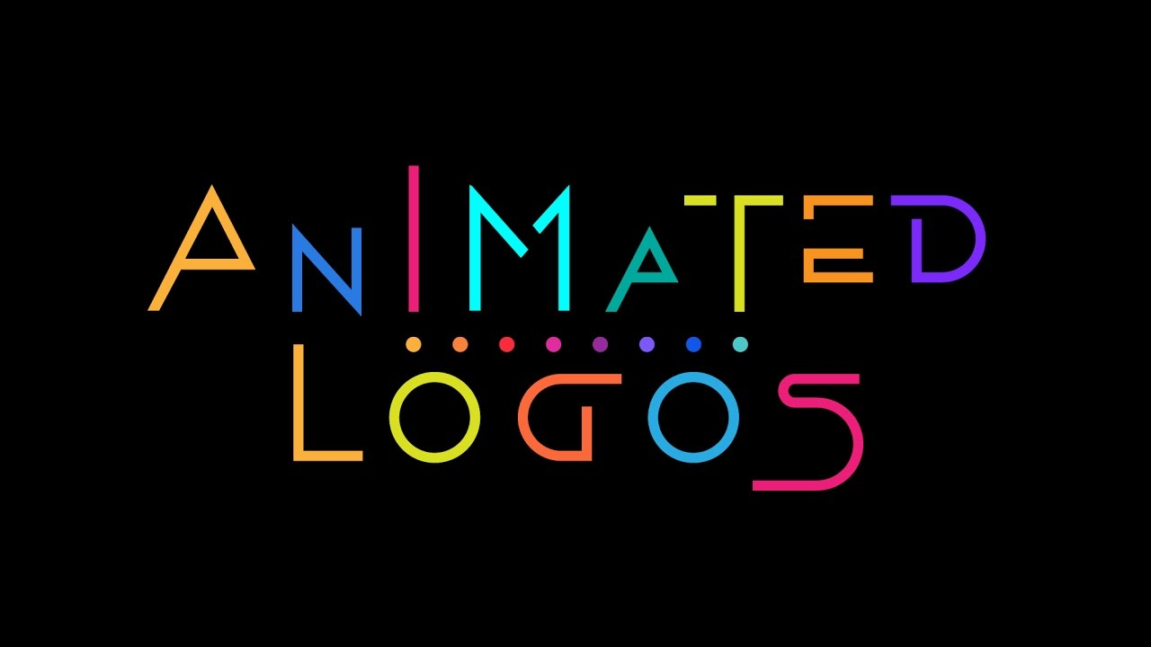 make custom logo animation-animate logo in 2D or 3D