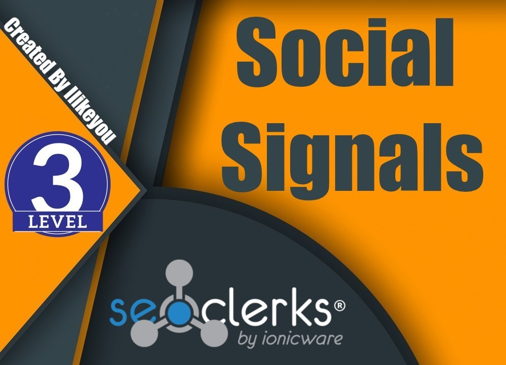 PR10 Social Media 5700 Mixed Social Signals Share / B...