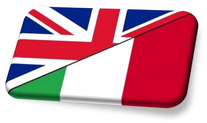 Translate from english to Italian up to 1000 words