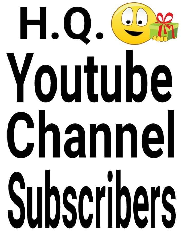 YouTube promotion via real users with SUPER fast delivery