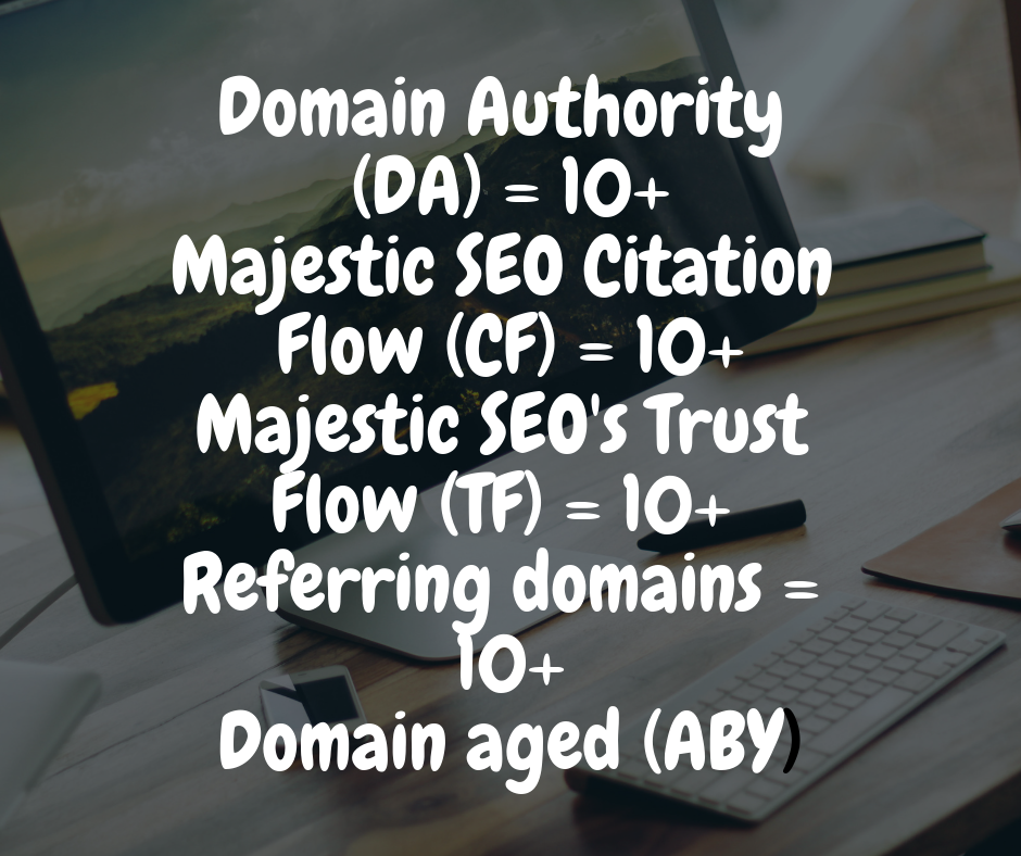 Powerful Premium Expired Domain Research for PBN