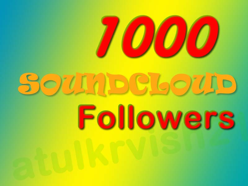 GET 1000 HQ  FOLLOWERS