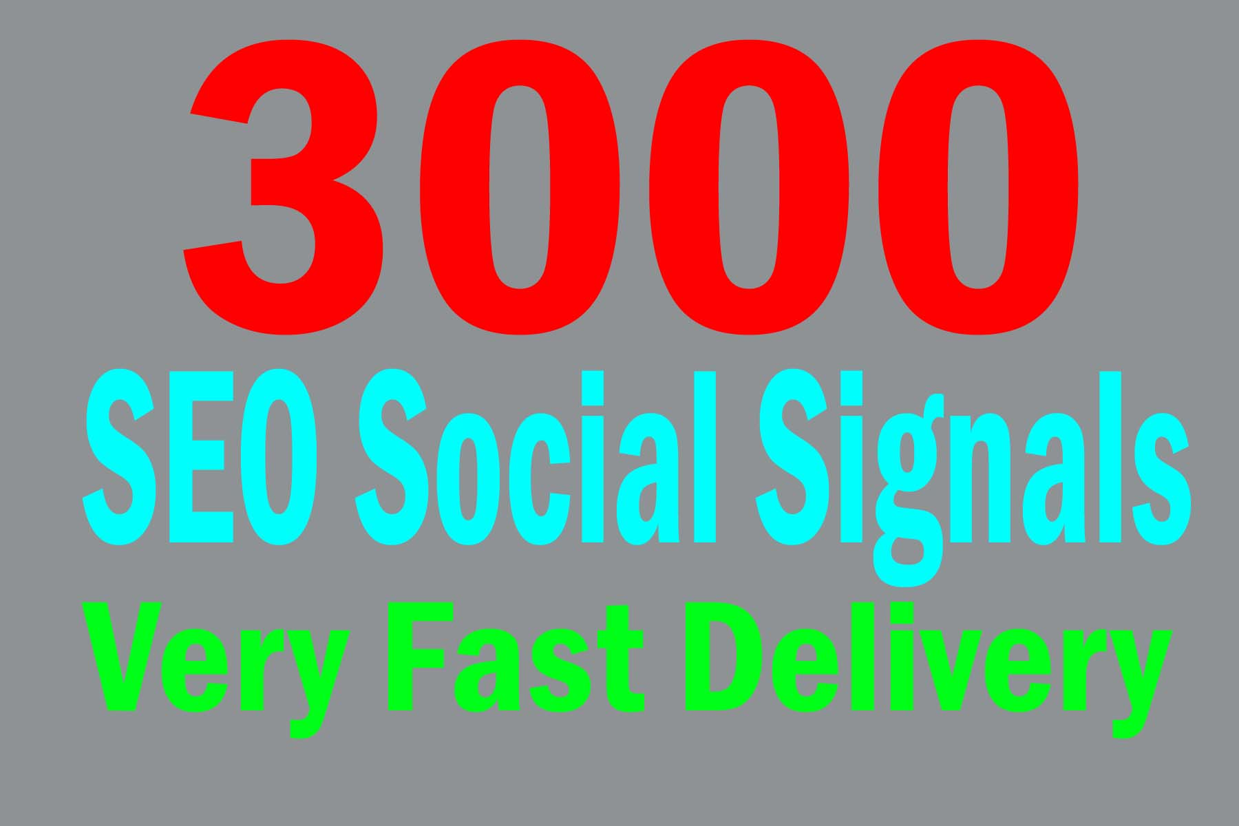Manually Create HQ 3000 Essential SEO Amicable Social...