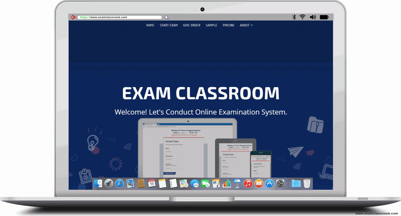 Conduct Online Examination System