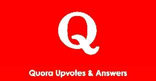 get 30+worldwide Qoura upvote+30 Followers