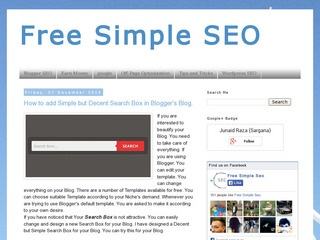 Free Simple SEO