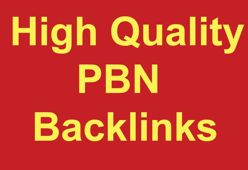 Februarry 2019, Built 15 High quality TF/CF DA/PA Home page PBN Backlinks
