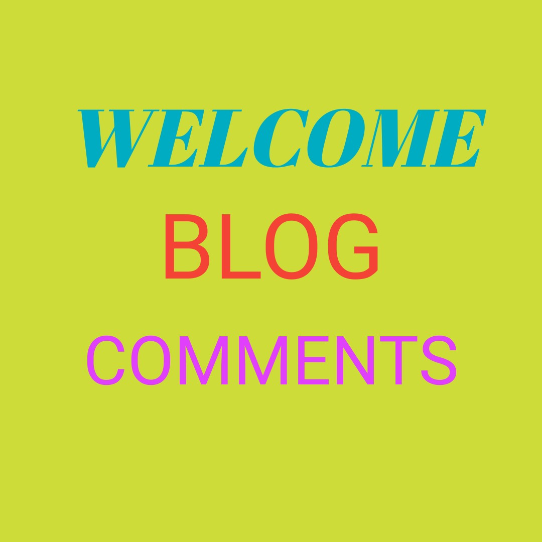 50 high quality blog comments backlink fast