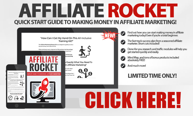 Affiliate Marketing PLR Pack
