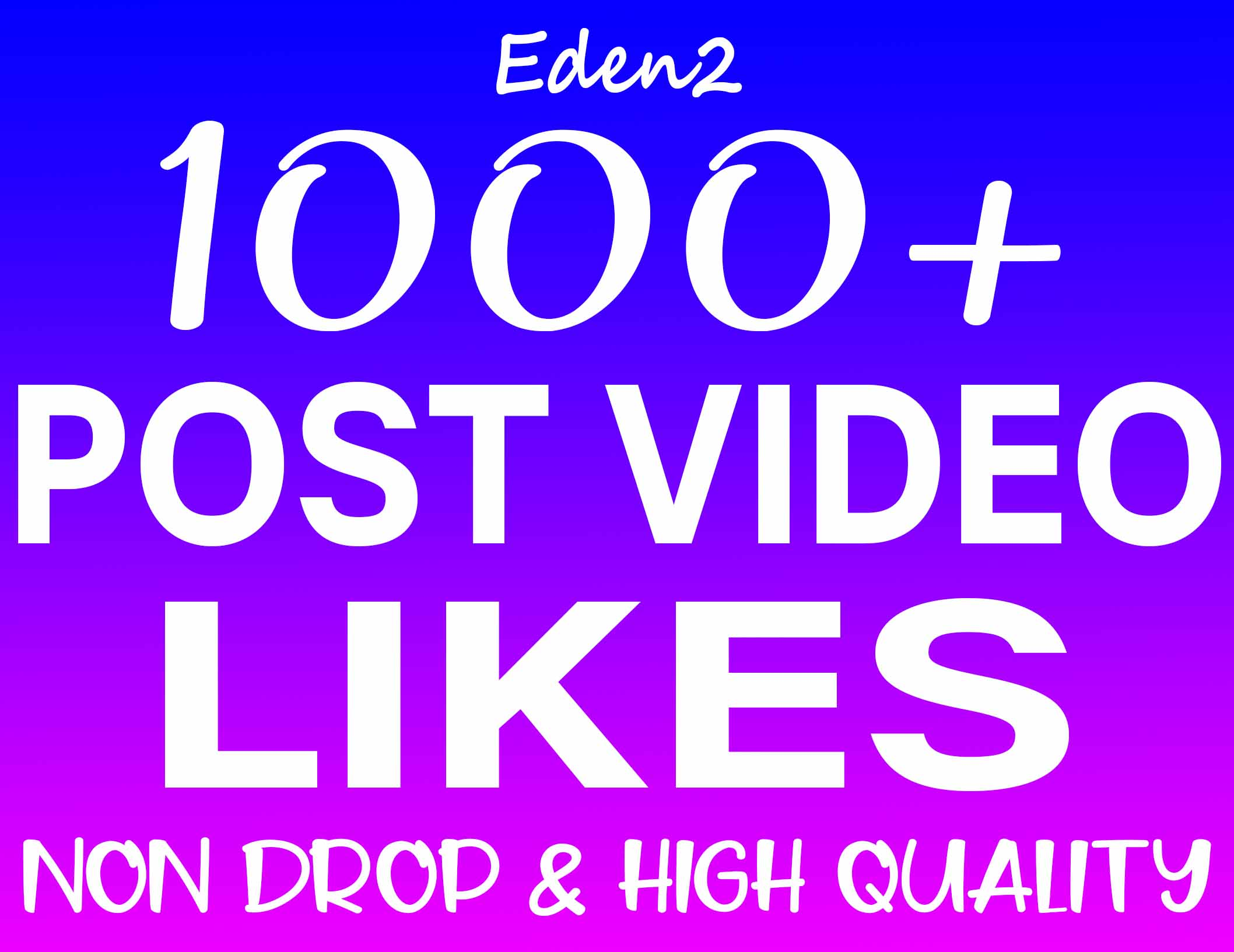 ADD 1000+ SOCIAL POST OR PHOTO PROMOTION HQ NON DROP - INSTANT START