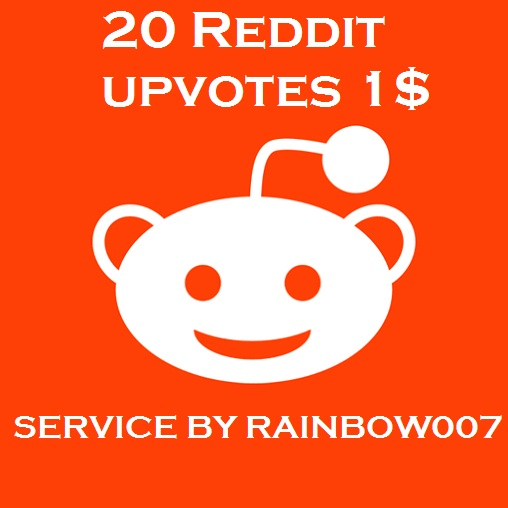 Super Fast 20+ High quality Reddit upvotes to your po...