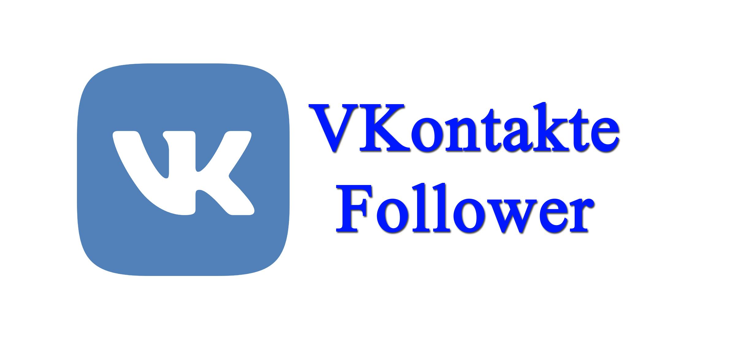 300 VKontakte Follows