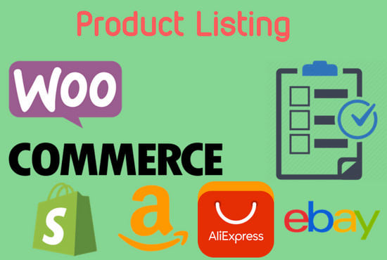 Do shopify product listing professionally