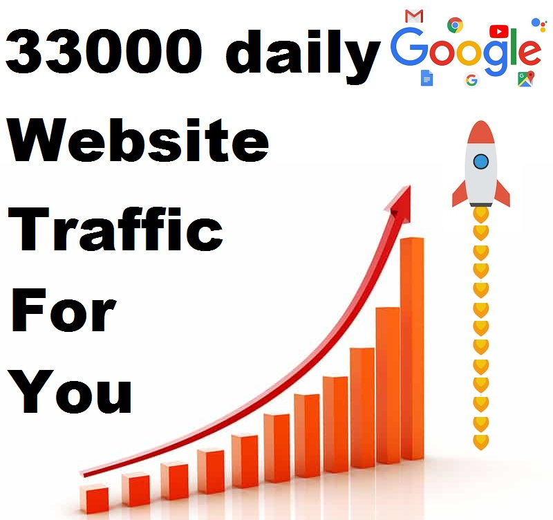 1,000,000 traffic for a month