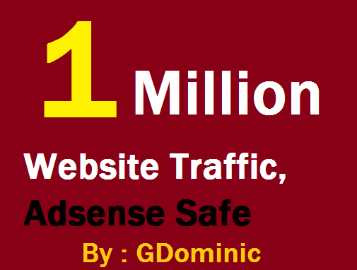SKYROCKET 1 Million Website Worldwide Traffic For network Marketing & Business Promotion Boost SEO Website Visitors & Share Bookmarks Improve Google Ranking Factors