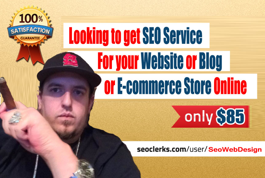 Cheap SEO Packages on SEOClerks.com