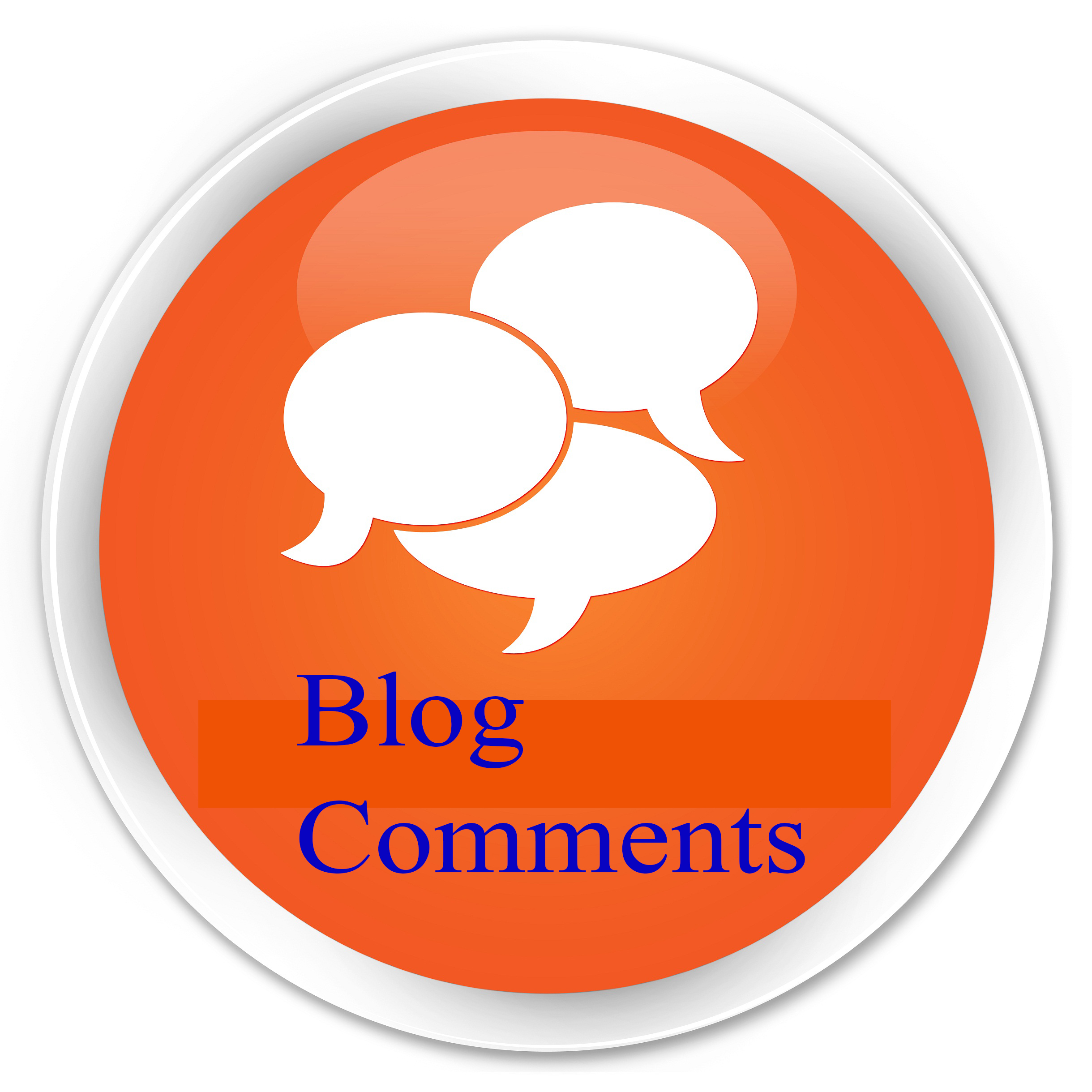 Add 20 Blog &Comments For your site