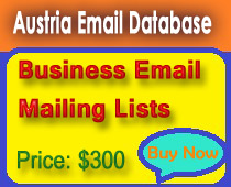 Austria Business Email Lists