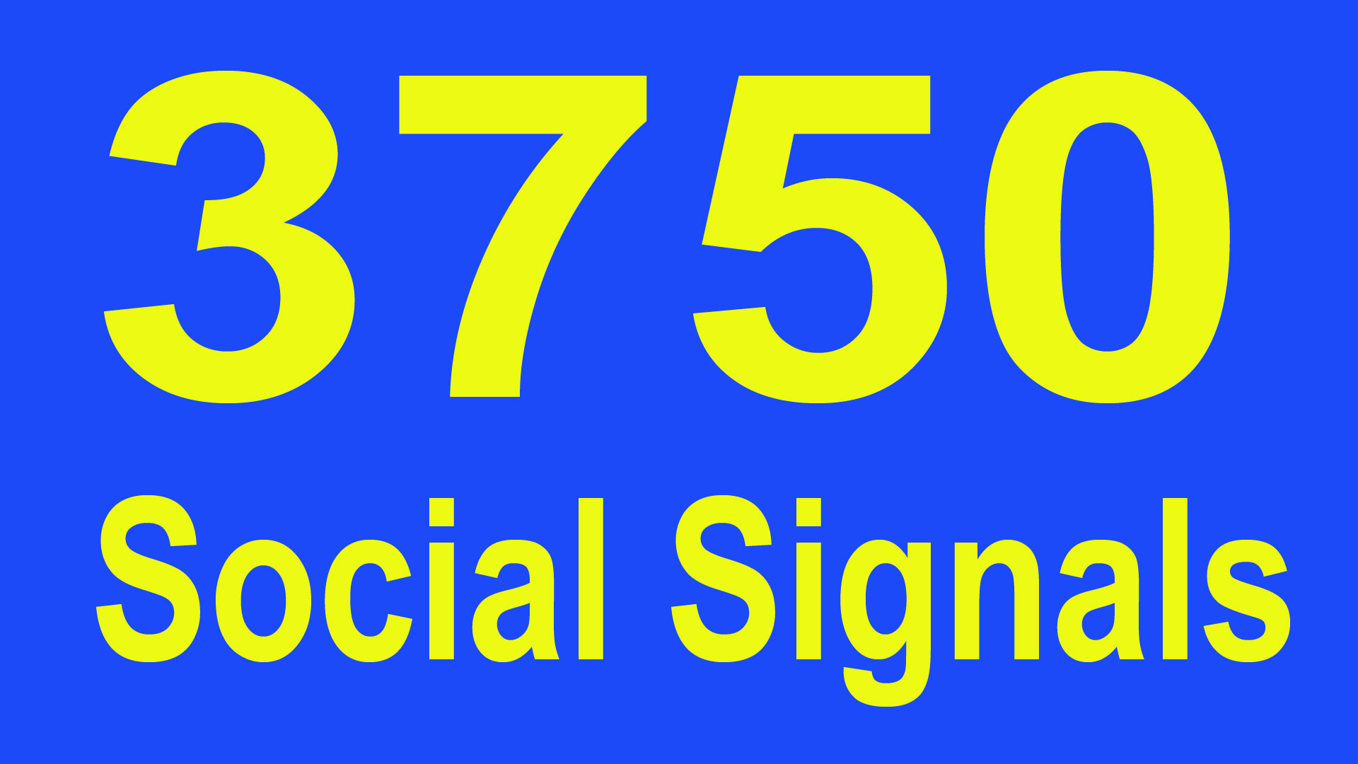 Powerfully built 3750 Social Shares Signals to heavy SEO help,  Best on seoclerks