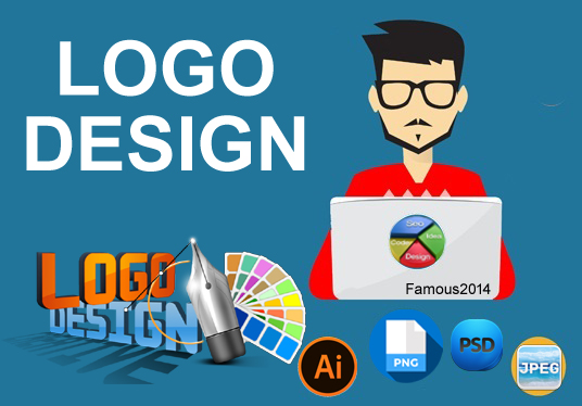 3D logo design for your company/website