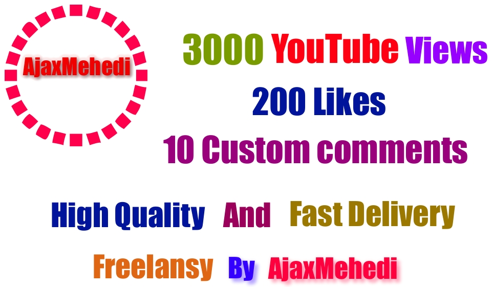 Genuine  Do Professional Youtube Promotion