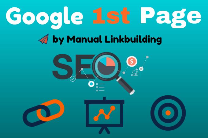 High PR Quality Manual Seo Linkbuilding Service For Rank Website Or Video