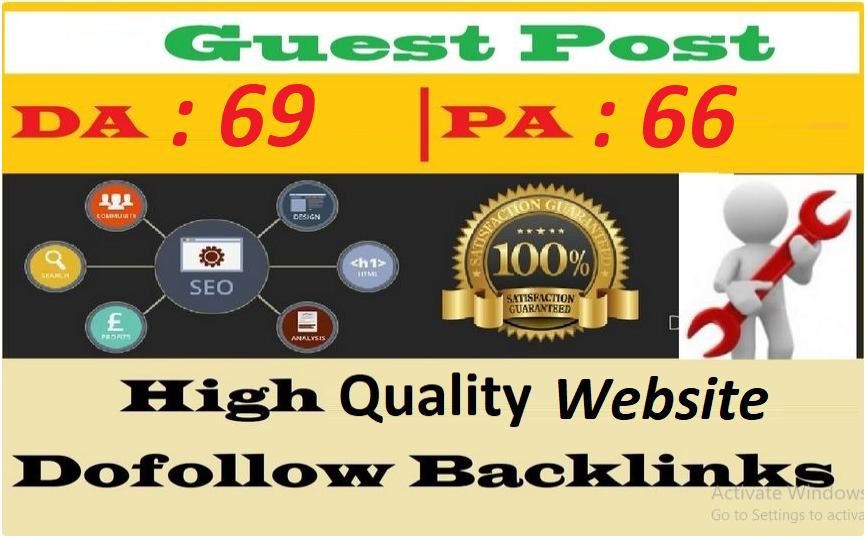 Publish guest post on Abilogic.com DA 69 with dofollow link