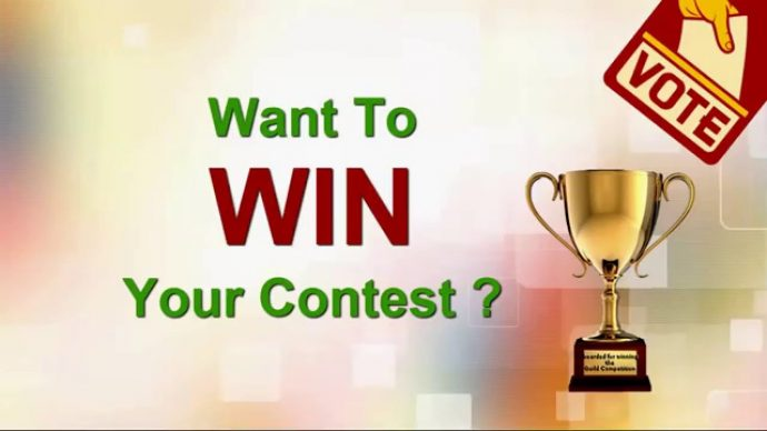 100+ Votes Towards On Your Online Voting Contest