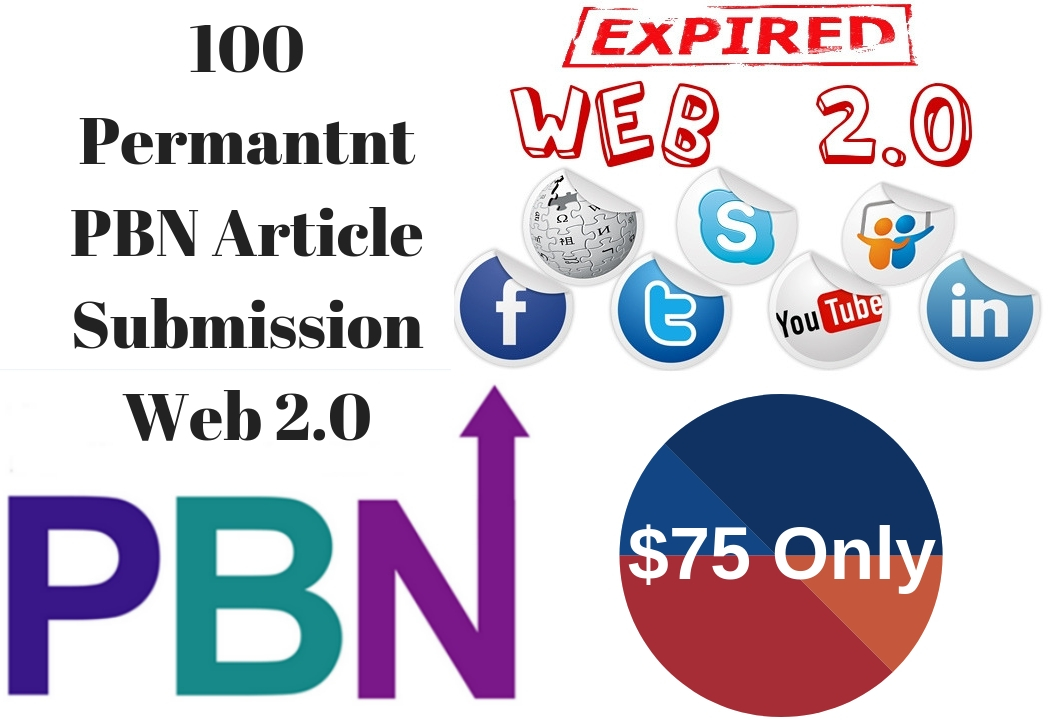 I Can Create 100 Pbn Article Submission On My Web 20 ...