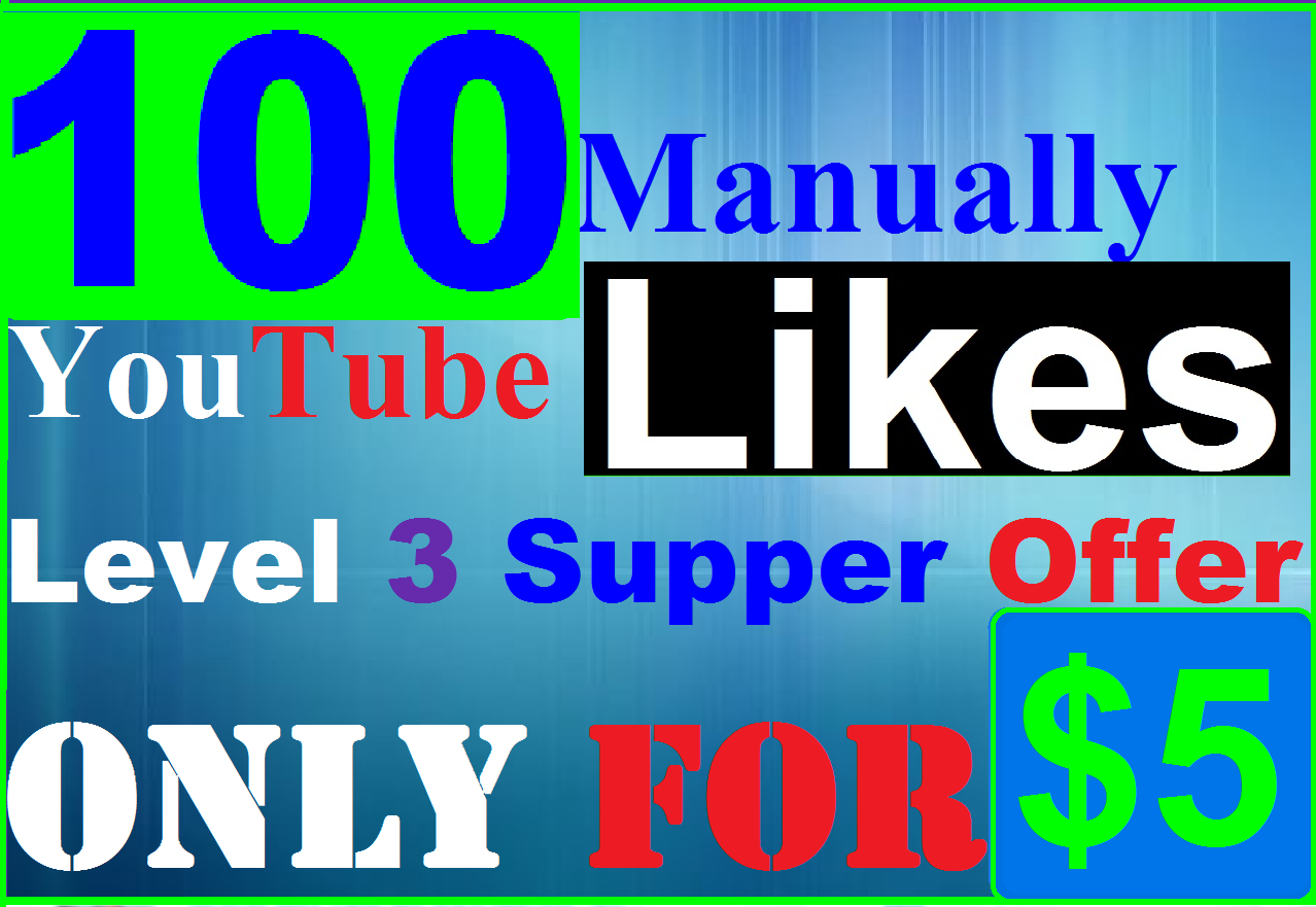 Get HQ Profile 100+ Manullay You_Tube Video Li_Ke's Real Instant Start