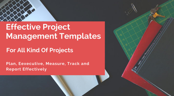Give over 150 excel project management templates for any kind of projects