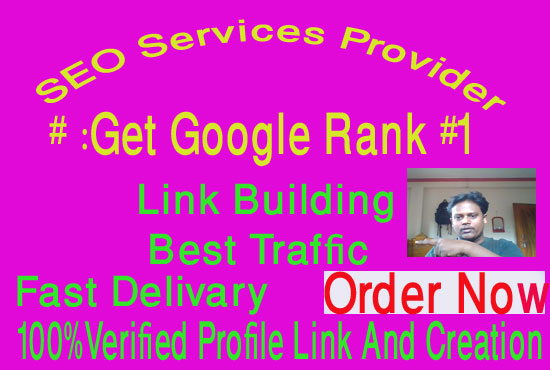 SEO Link-building And ROI Focus Website For Best Profit