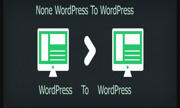 Duplicate, Clone, Copy Or Redesign Any Wordpress Site Or Blog Or Website