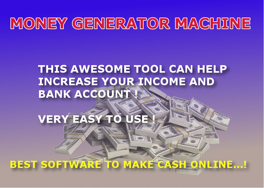 Make Tons of Money Daily Online with this Magnificent Software