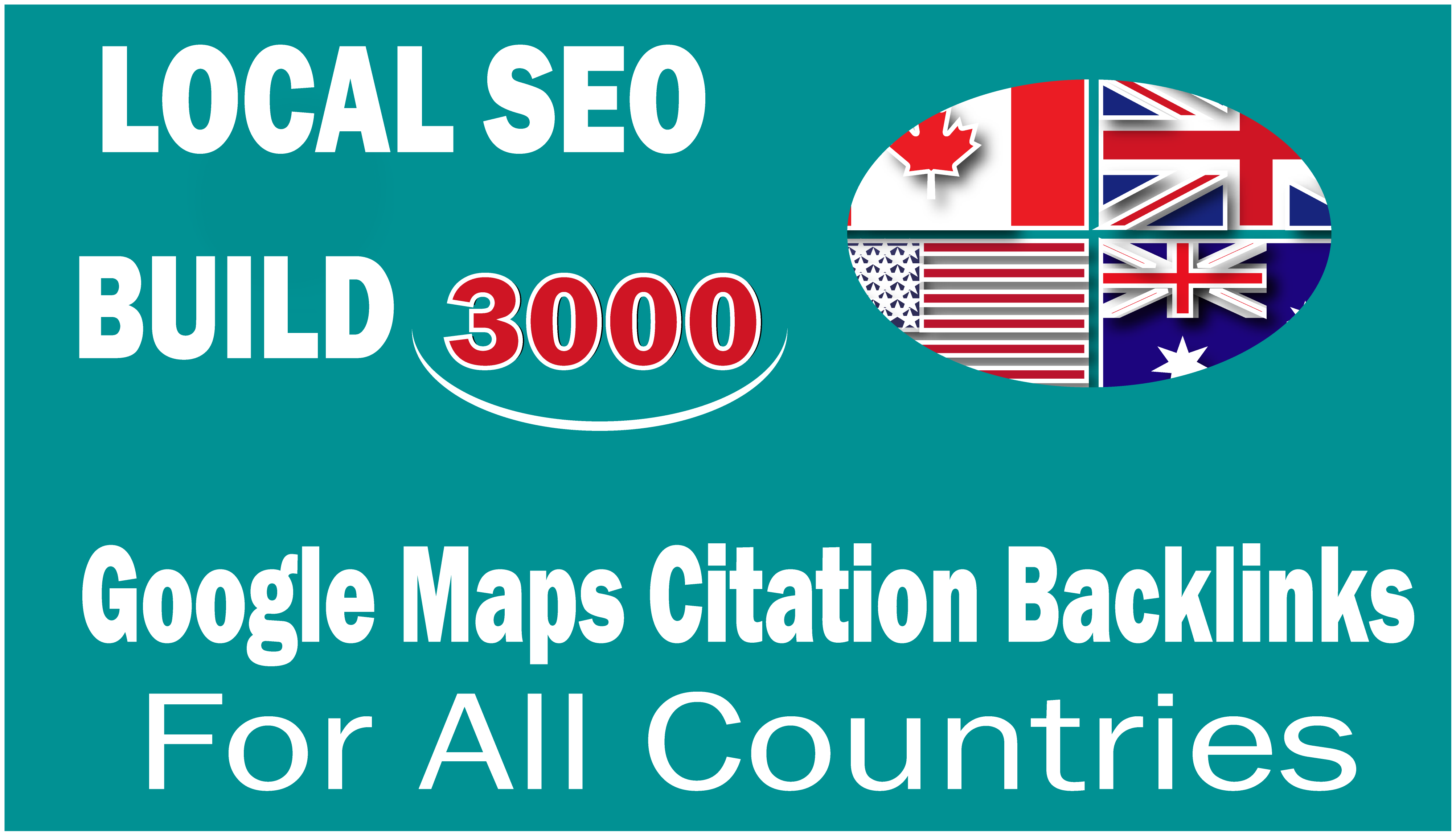Create 3000 Google Map Local Citation Backlinks For Your Business Listing