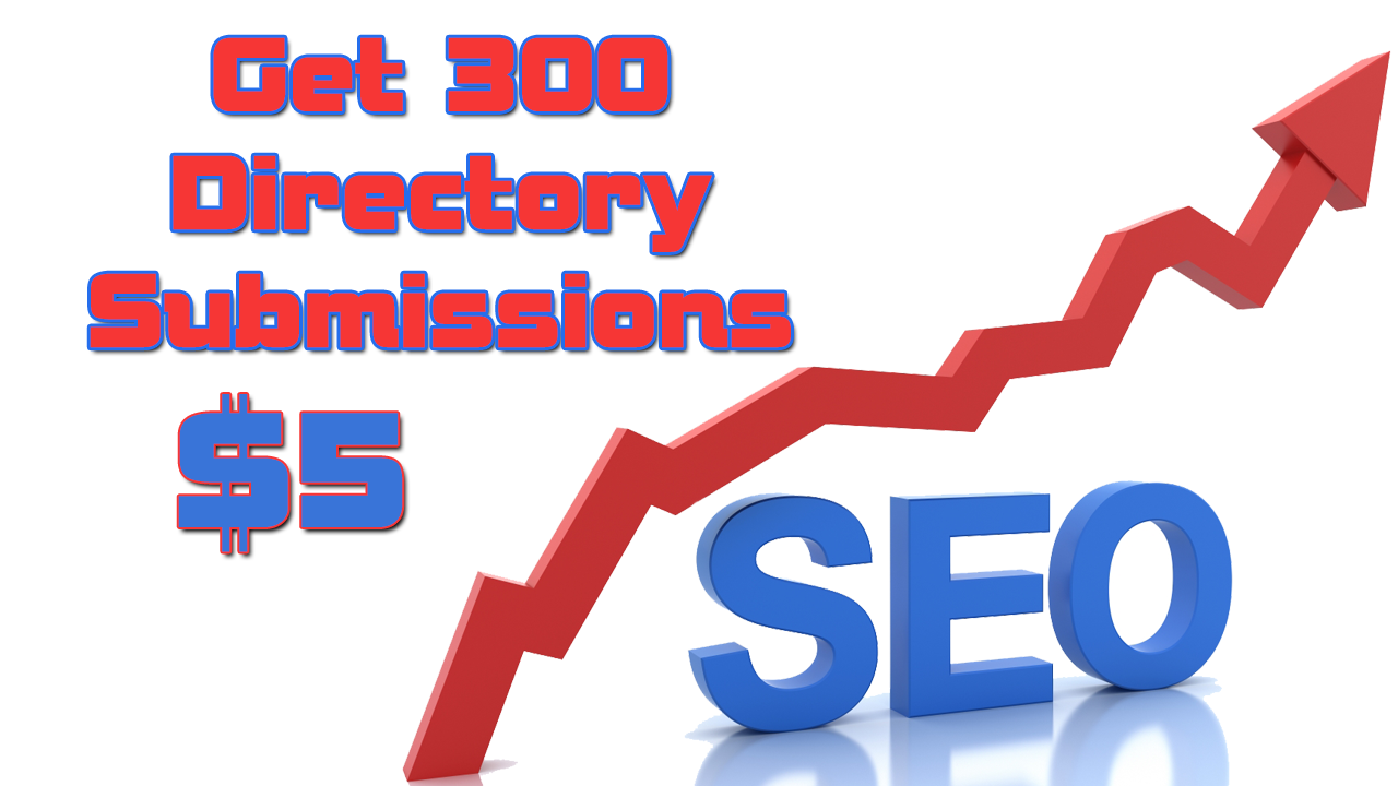 Get 300 Directory Submissions
