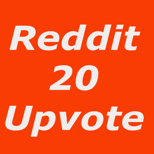 Instant start 20 Global upvote on Reddit post or Comment within 3 Hours