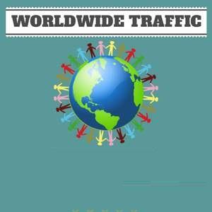 Drive 1 million Traffic From USA Worldwide