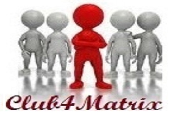 4 x mal share your post in our club4matrix with over ...