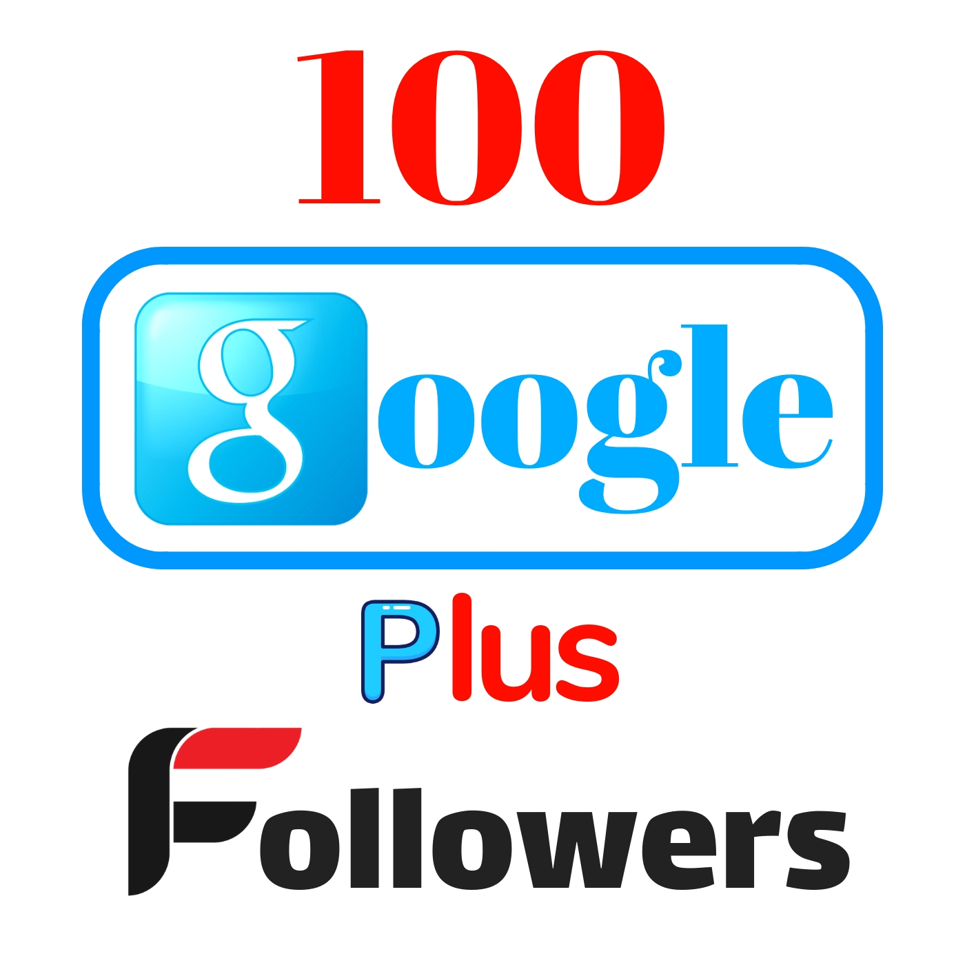 Stable All 100 Google Plus Followers Delivery Very Fast