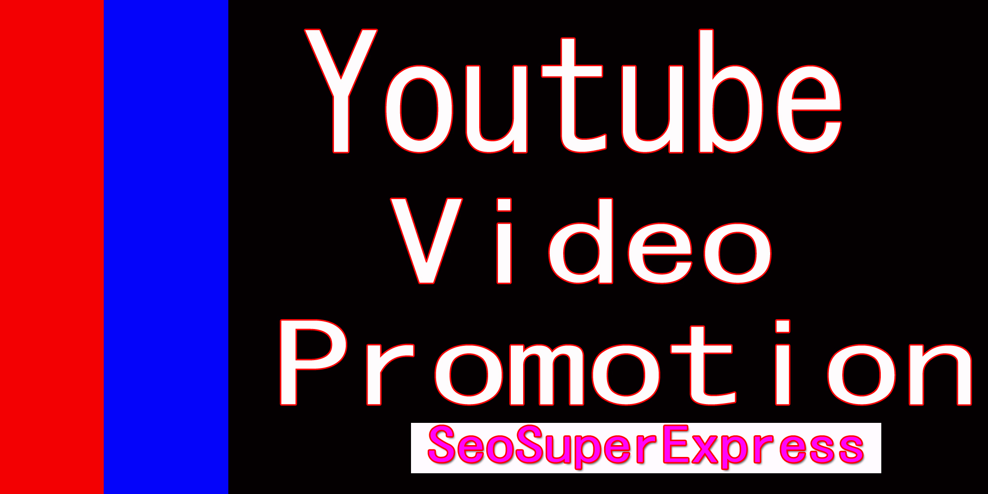 Instant Organic Youtube video Promotion With marketing